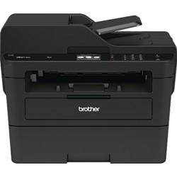 Impresora Multifunción Laser Monocromo BROTHER MFC-L2750DW, Duplex, Wifi, ADF
