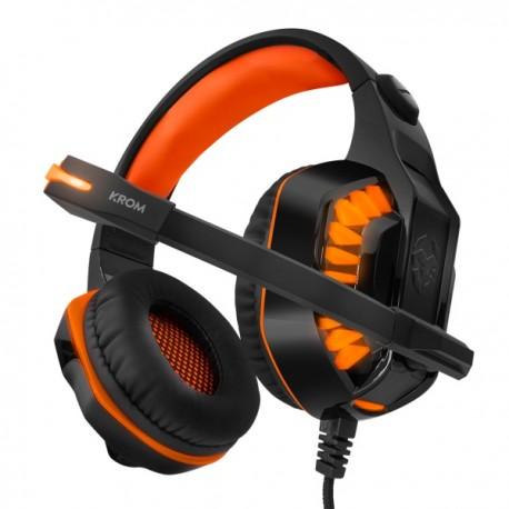 Auriculares + Microfono Gaming NOX KROM Konor Ultimate 7.1 (NXKROMKNR)