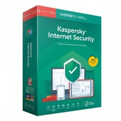 Kaspersky Internet Security 2019 1U (KL1939S5AFS-9)