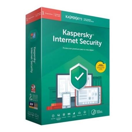 Kaspersky Internet Security 2019 1U (KL1939S5AFS-9)