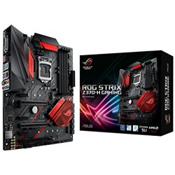 Placa Base INTEL s1151 ASUS ROG STRIX Z370-H GAMING 4xDDR4 HDMI DVI ATX
