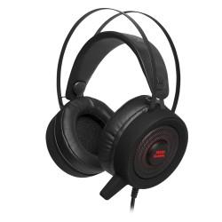 Auriculares con Microfono Mars Gaming MH318 USB 7.1 (MH318)