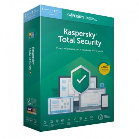 Kaspersky Total Security 2019 3U (KL1949S5CFS-9)