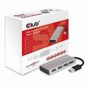 Hub C3D USB3.0 4-Port Con Alimentación (CSV-1431)