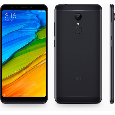 Smartphone XIAOMI Redmi 5 (5.7'' OC 2Gb 16Gb 4G Negro)