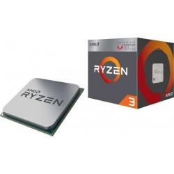 MicroProcesador AMD sAM4 Ryzen 3 2200G 3.5Ghz 2Mb In Box