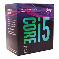 MicroProcesador Intel Core i5-8600 LGA1151 3.1Ghz 9Mb