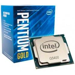 MicroProcesador Intel Pentium G5400 LGA1151 3.7Ghz 4Mb S8