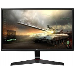 Monitor LED IPS LG 27'' FULLHD HDMI 1ms Gaming FreeSync (27MP59G-P)
