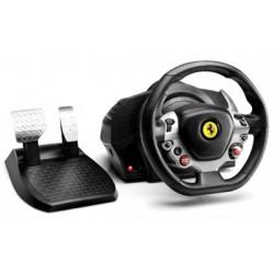 Volante Thrustmaster + Pedales PC/XBOX ONE TX R Ferrari (4460104)