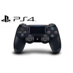 Mando Dual Shock 4 Negro Med V2/PS4