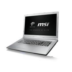 Ordenador Portátil MSI PE72 8RD-061ES (i7-8750H 16GB 1TB + 512SSD 17.3'' GTX1050Ti 4GB W10)