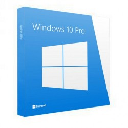 Microsoft Windows 10 Pro 64-Bit OEM DVD (FQC-08980)