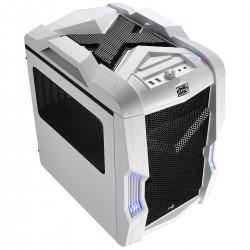 Carcasa Semitorre Gaming AEROCOOL STRIKE-XCUBEWH 3.0 Blanco/Neg