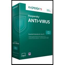 Kaspersky Antivirus 2016 3U (KL1167SBCFS)