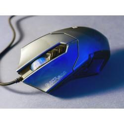 Ratón Gamer COOLBOX Quasar Proteo USB 3500dpi 7b (QUA-R005)