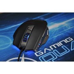 Ratón Gamer COOLBOX Quasar Fobos USB 3200dpi 9b (RATQUA001)
