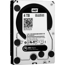 Disco Duro 4TB sATA3 Western Digital Black 3.5'' 64Mb 7200rpm (WD4003FZEX)