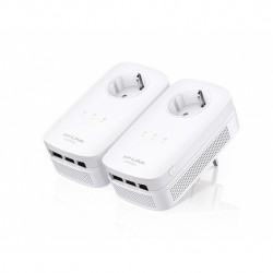 Powerline TP-LINK AV1200Mbps Kit 2 Uds (TL-PA8030P KIT)