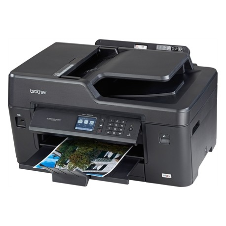 Impresora Multifunción BROTHER Color A3 WiFi Dúplex (MFC-J6530DW)