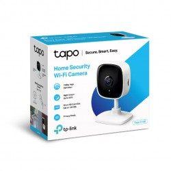 Cámara IP TP-LINK FHD Wifi Vision nocturna (TAPO C100)