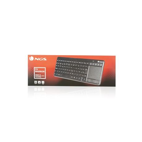 Teclado NGS Wireless TV/Consola/Portátil (TV WARRIOR)