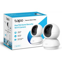 Camara IP TP-LINK Wifi FHD Nocturna (Tapo C200)