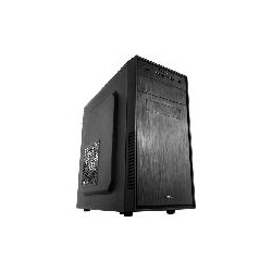 Carcasa mATX NOX Forte USB2/3 (Sin Fuente) Negra
