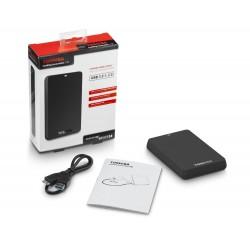 Disco Duro 1TB Toshiba Canvio Basics USB3 2.5'' Negro