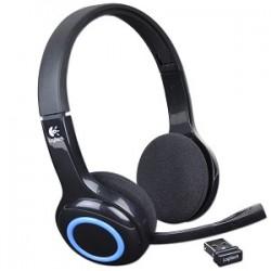 Auricular + Microfono Logitech H600 Wireless (981-0342)