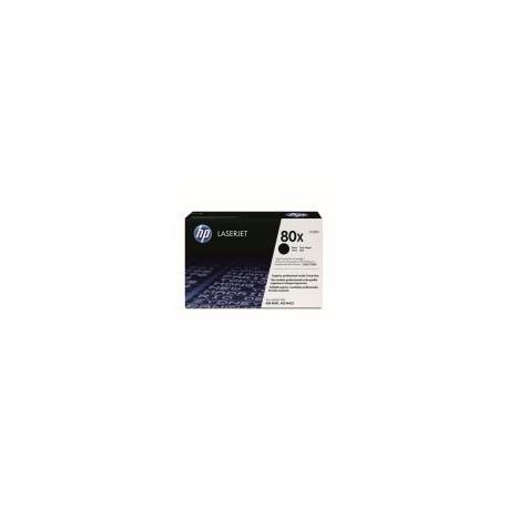 Toner HP 80X Negro Laserjet Pro 400 M401, M425 (CF280X)