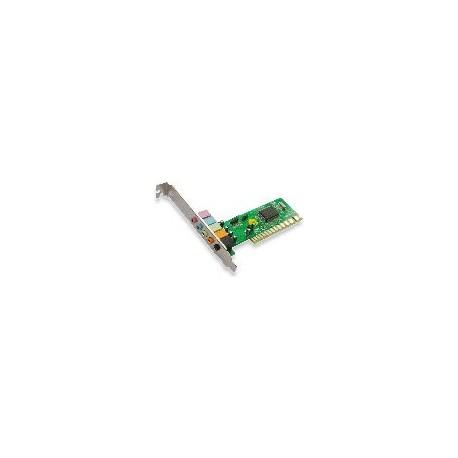 Tarjeta de Sonido GemBird 5.1 PCI (SC-5.1-3)