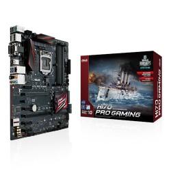 Placa Base INTEL s1151 ASUS H170 PRO GAMING 4xDDR4 VGA DVI HDMI 4xSATA3 7.1