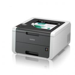 Impresora Brother HL-3150CDW Láser Color A4 18ppm USB Red Wifi