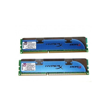 Memoria DDR3 1600Mhz 8GB HyperX Kingston
