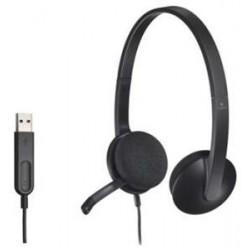 Auricular + Microfono Logitech USB H340 (981-0475)