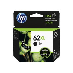 Cartucho HP (Nº 62XL) Negro OfficeJet 5740 Envy 5540/5640/7640