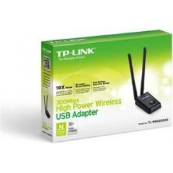 Adaptador USB Wireless TP-Link 300Mbps 11N Alta Ganancia (TL-WN8200ND)