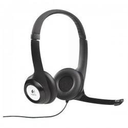 Auricular + Microfono Logitech USB H390 (981-0406)