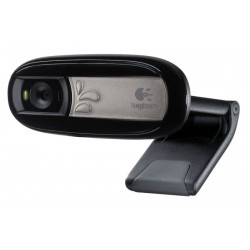 WebCam Logitech C170 (960-0759-1066)