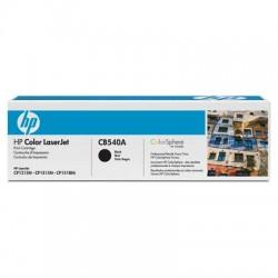 Toner HP 125A Negro CP1215/CM1312/CP1515/CM1510 (CB540A)