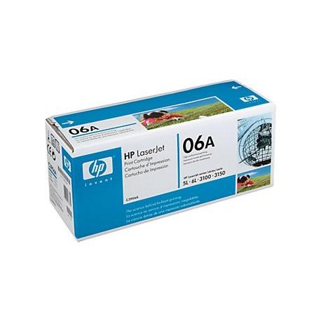 Toner HP LaserJet 5L/6L/PRO/3100/3150 (06A)