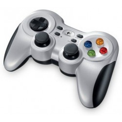 Pad Logitech Wireless Gamepad F710 USB (940-0118)