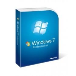 Microsoft Windows 7 Professional 64BIT 1pk OEM
