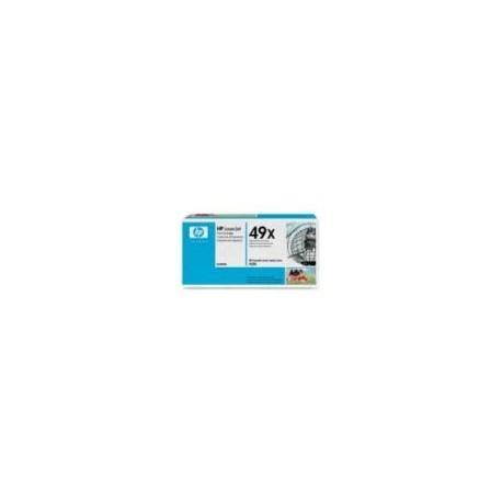 Toner Laser HP LaserJet 1320/3390 Negro Alta Capacidad (49X) (Q5949X)